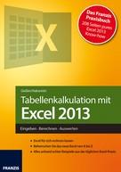 Saskia Gießen: Tabellenkalkulation mit Excel 2013 ★★★★