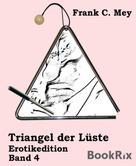 Frank C. Mey: Triangel der Lüste - Band 4