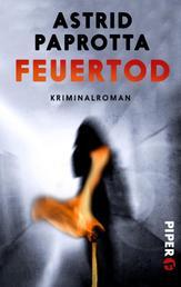 Feuertod - Kriminalroman