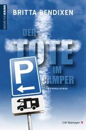 Der Tote im Camper - Kriminalroman