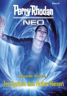 Alexander Huiskes: Perry Rhodan Neo Story 6: Im System des Roten Riesen ★★★★