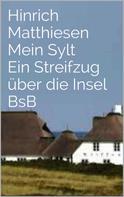 Hinrich Matthiesen: Mein Sylt ★★★