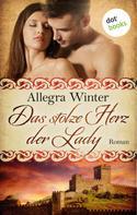 Allegra Winter: Das stolze Herz der Lady ★★★★