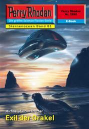 """Perry Rhodan 2280: Exil der Orakel - Perry Rhodan-Zyklus """"Der Sternenozean"""""""