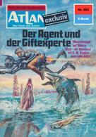 H. G. Francis: Atlan 269: Der Agent und der Giftexperte ★★★★★
