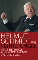 Helmut Schmidt: Vertiefungen ★★★★★