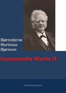 Bjornstjerne Bjornson: Gesammelte Werke II