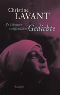 Christine Lavant: Zu Lebzeiten veröffentlichte Gedichte ★★★★★