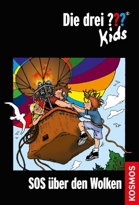 Die drei ??? Kids, 9, SOS über den Wolken (drei Fragezeichen Kids)