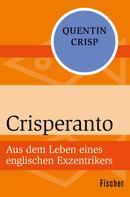 Quentin Crisp: Crisperanto