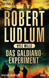 Das Galdiano-Experiment - Roman