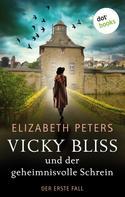 Elizabeth Peters: Vicky Bliss und der geheimnisvolle Schrein - Der erste Fall ★★★★