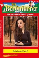 Toni Waidacher: Der Bergpfarrer 126 – Heimatroman ★★★★★