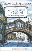 Veronica Stallwood: Unheil über Oxford ★★★★
