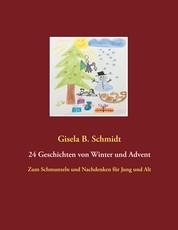 24 Geschichten von Winter und Advent - Zum Schmunzeln und Nachdenken für Jung und Alt
