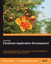 Learning Facebook Application Development