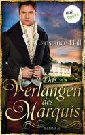 Constance Hall: Das Verlangen des Marquis ★★★★