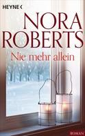 Nora Roberts: Nie mehr allein ★★★★