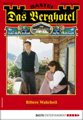 Das Berghotel 209 - Heimatroman