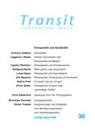 Anthony Giddens: Transit 36. Europäische Revue