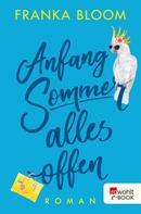 Franka Bloom: Anfang Sommer – alles offen ★★★★