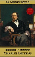 Charles Dickens: Charles Dickens: The Complete Novels (Gold Edition) (Golden Deer Classics) [Included audiobooks link + Active toc]