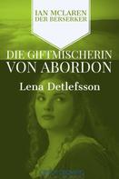 Lena Detlefsson: Die Giftmischerin von Abordon ★★★★