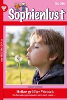 Susanne Svanberg: Sophienlust 396 – Familienroman ★★★★★