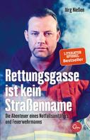 Jörg Nießen: Rettungsgasse ist kein Straßenname ★★★
