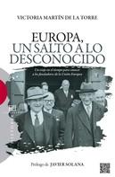 Victoria Martín de la Torre: Europa, un salto a lo desconocido