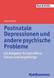Postnatale Depressionen und andere psychische Probleme - Ein Ratgeber für betroffene Frauen und Angehörige