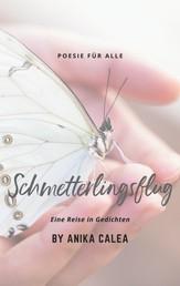 Schmetterlingsflug - Eine Reise in Gedichten