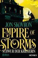 Jon Skovron: Empire of Storms - Schwur der Kriegerin ★★★★★