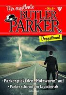 Günter Dönges: Der exzellente Butler Parker 4 – Kriminalroman ★★★