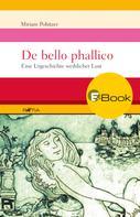 Miriam Pobitzer: De bello phallico ★★★★★