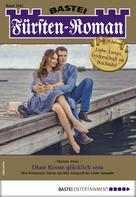Marion Alexi: Fürsten-Roman 2561 - Adelsroman