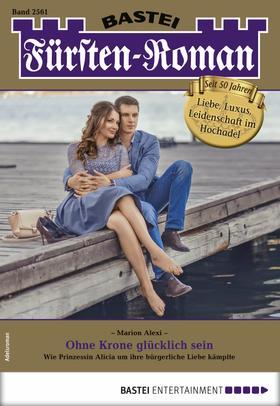 Fürsten-Roman 2561 - Adelsroman