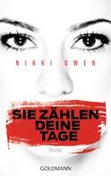 Nikki Owen: Sie zählen deine Tage (Maria Martinez 2) ★★