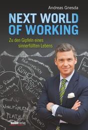 Next World of Working - Zu den Gipfeln eines sinnerfüllten Lebens