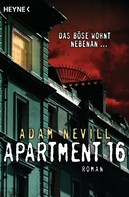 Adam Nevill: Apartment 16 ★★★