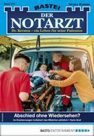 Karin Graf: Der Notarzt 361 - Arztroman