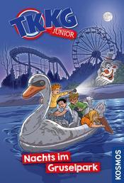 TKKG Junior, 7, Nachts im Gruselpark