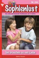 Bettina Clausen: Sophienlust 244 – Familienroman ★★★★★