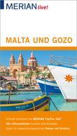 Klaus Bötig: MERIAN live! Reiseführer Malta und Gozo