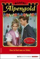 Rosi Wallner: Alpengold 288 - Heimatroman