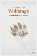 Manuela Kuck: Wolfstage ★★★★★