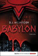 Dorothy McIntosh: Babylon ★★★★
