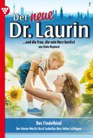 Viola Maybach: Der neue Dr. Laurin 7 – Arztroman ★★★★★
