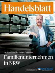 Die Geheimnisse der Hidden Champions - Weltmarktführer aus NRW