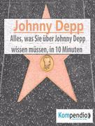Robert Sasse: Johnny Depp (Biografie kompakt):
